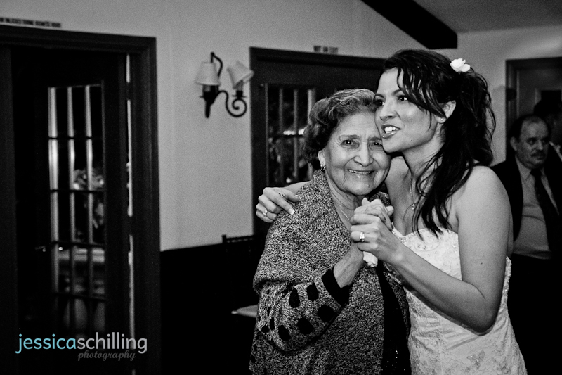 Beautiful meaningful candid family moments of emotional dancing with bride during wedding reception