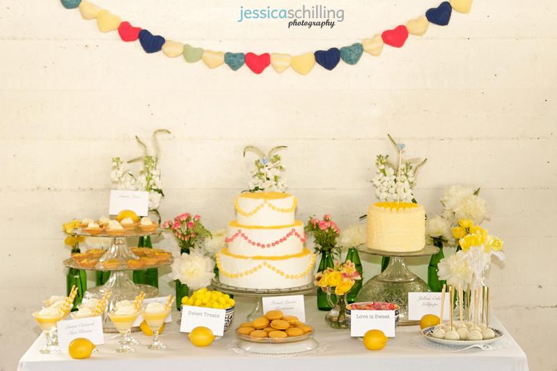 Los Angeles Wedding Photography Lemon Inspiration Shoot