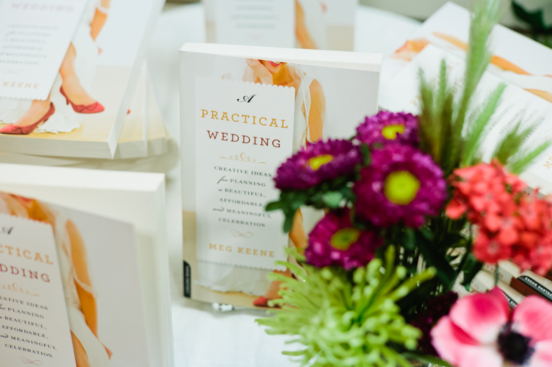 A Practical Wedding - Creative Ideas for Planning a Beautiful, Affordable, and Meaningful Celebration