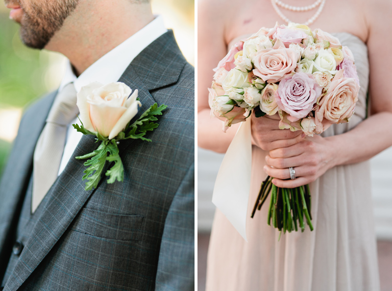 Ojai destination wedding photography details of groom