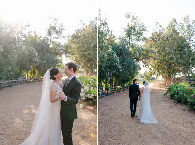 candid bridal portraits at beautiful Lake Oak Meadows wedding venue Temecula