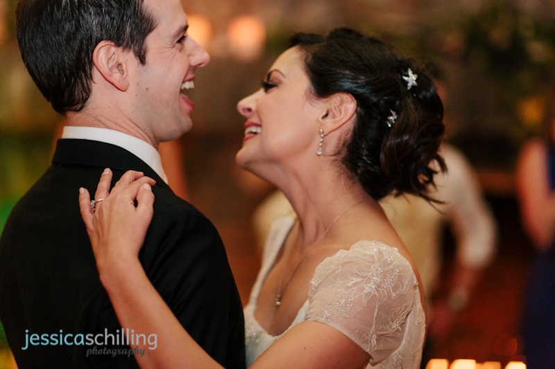 Quirky, fun, sweet candid photo by Los Angeles indie wedding photographer