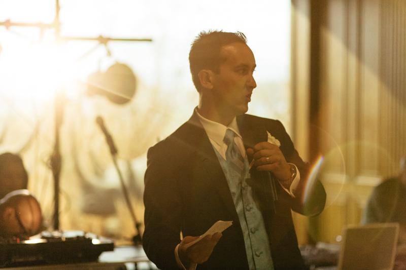 indie wedding photojournalism reception best man speech Los Angeles