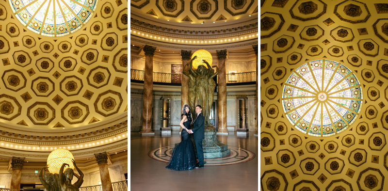 Los Angeles Natural History Museum Wedding Photographer ...