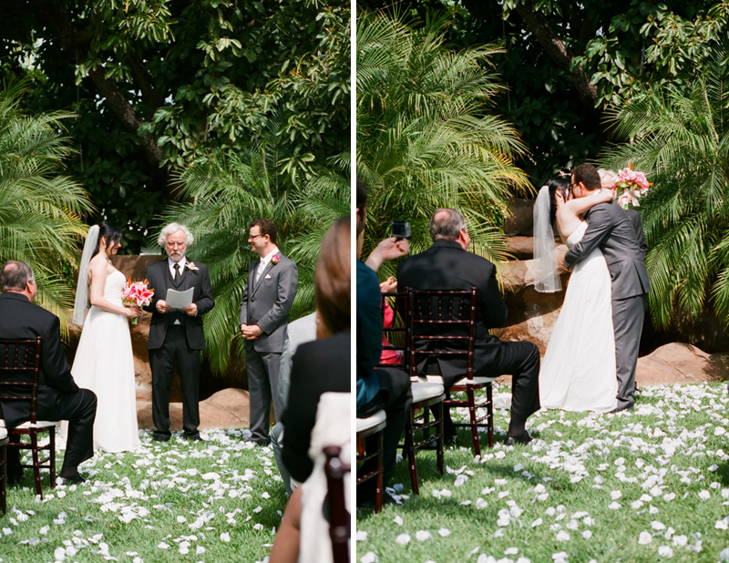 Film Fridays - Sherman Oaks Backyard Wedding Photography ...