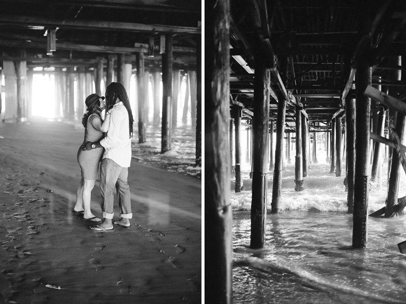 Santa Monica film photographer Jessica Schilling for modern, unique, artistic maternity photos
