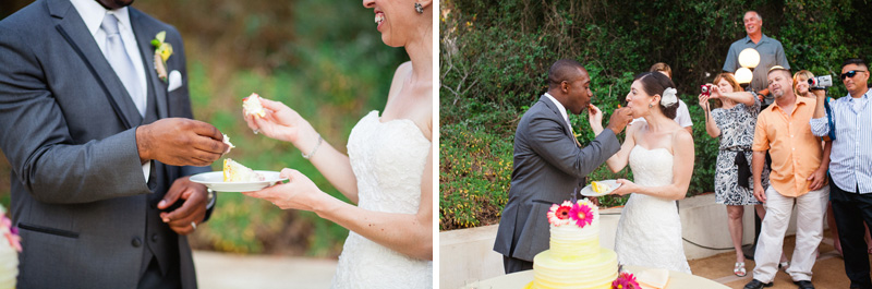 Los Angeles modern sweet wedding photography by Jessica Schilling