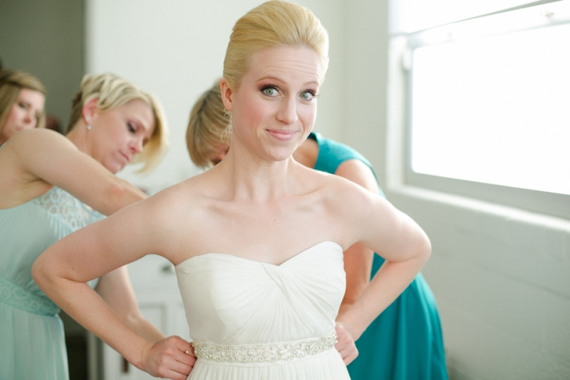 Los Angeles modern quirky fun wedding photography