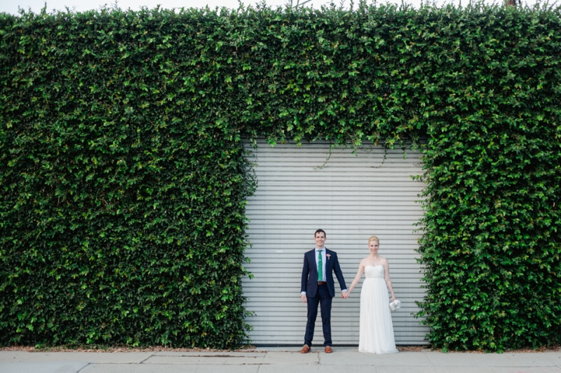 Los Angeles cool, quirky, fun, hipster wedding photography by Jessica Schilling