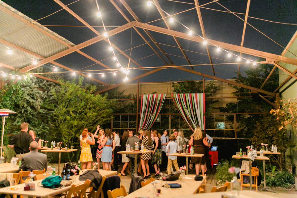 Los Angeles Cool Modern Wedding Reception Venue Elysian Near Downtown La