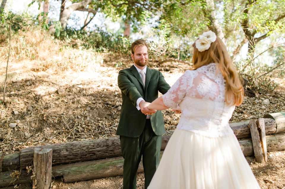 Los Angeles indie wedding photographer
