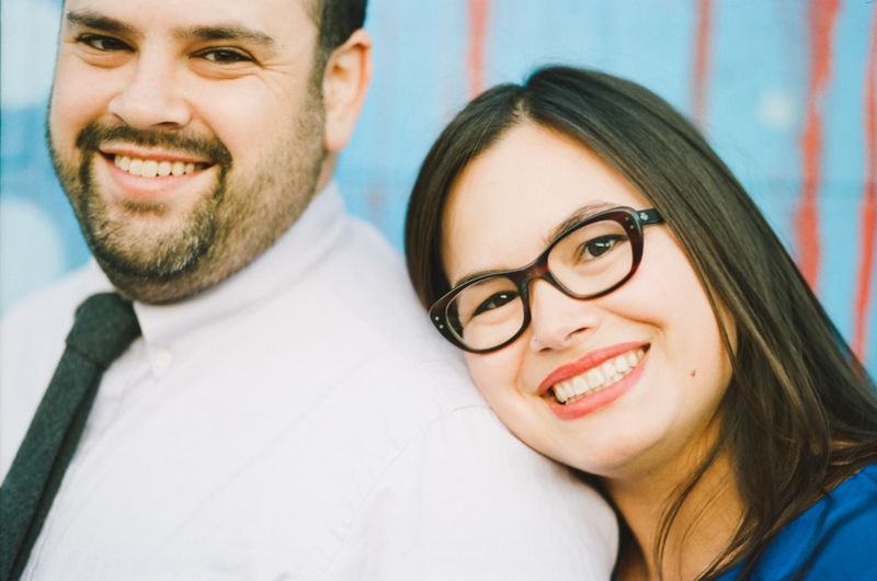 Natural, relaxed, fun, quirky Los Angeles engagement photographer