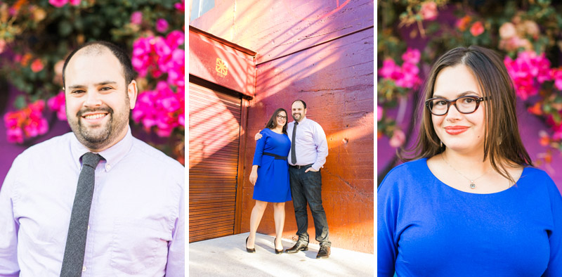 Los Angeles quirky, fun, hip engagement photographer Jessica Schilling