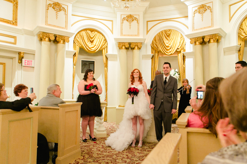 Paris Hotel Las Vegas Destination Wedding Beth Danny