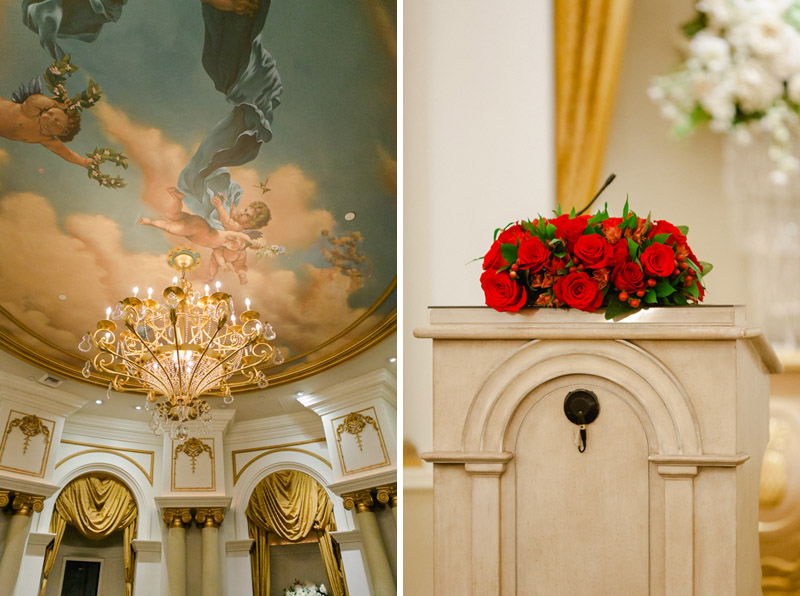 Paris Hotel wedding chapel photographer