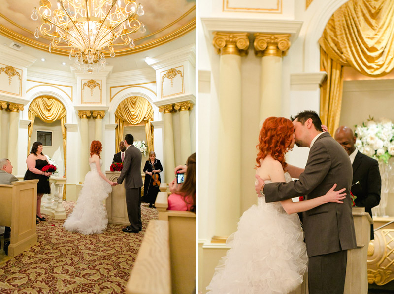 Paris Hotel Wedding Photographer