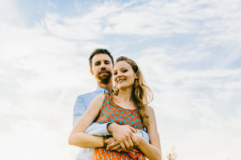 Modern artistic indie wedding and engagement photographer Jessica Schilling
