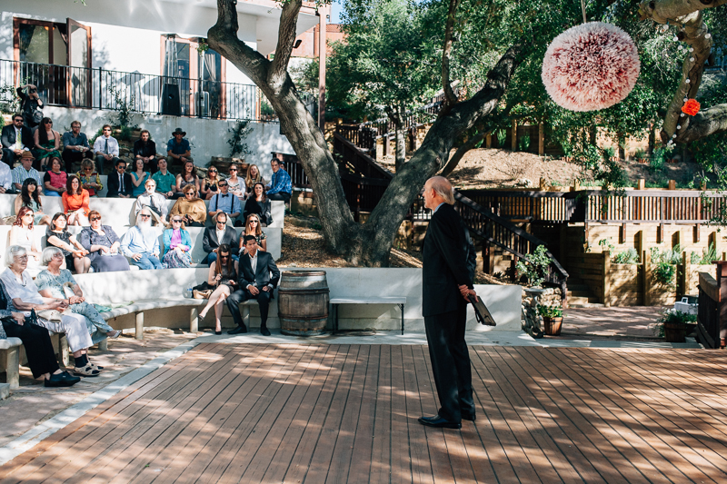Topanga Canyon wedding photographer