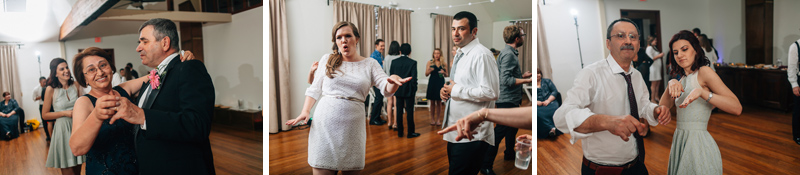 LA wedding photographer - reception at The 1909 in Topanga Canyong