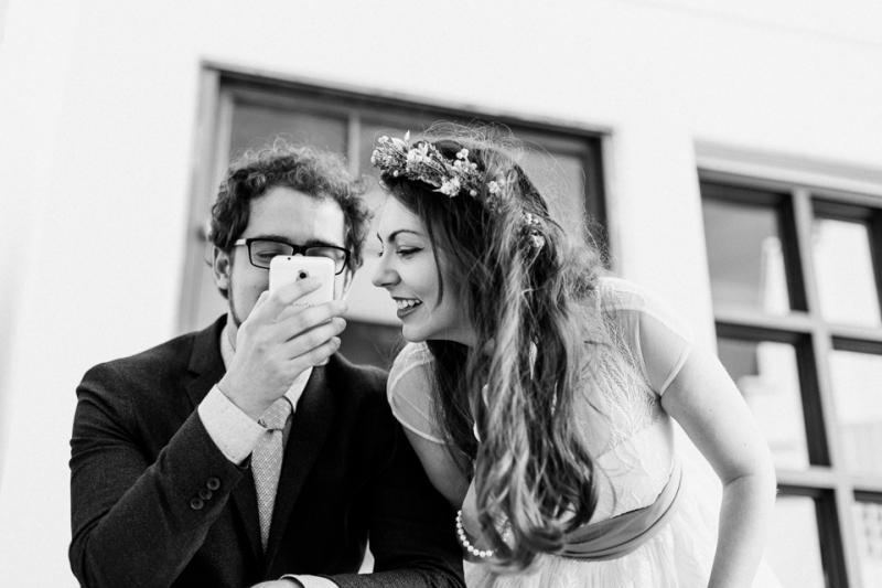 LA courthouse elopement photographer
