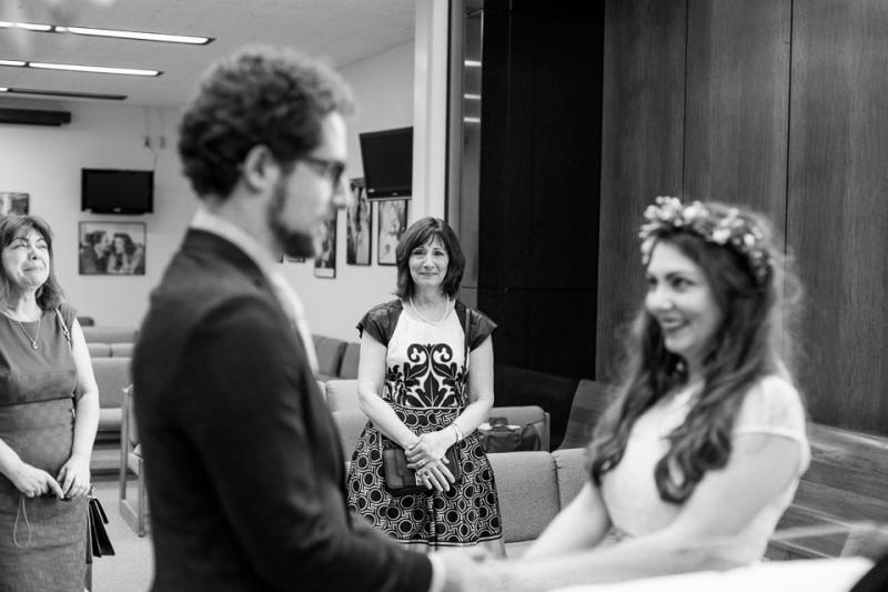 Modern documentary wedding photojournalism Los Angeles