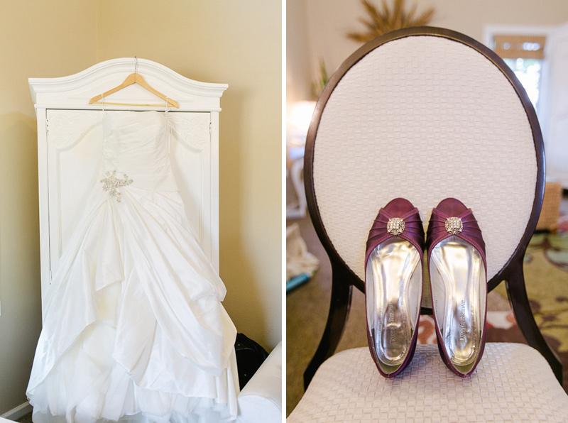temecula wedding bridal suite