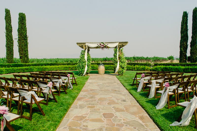 Ponte Winery Estate beautiful temecula vineyard wedding venue