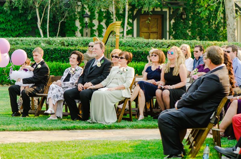 Ponte Winery vineyard wedding photographer