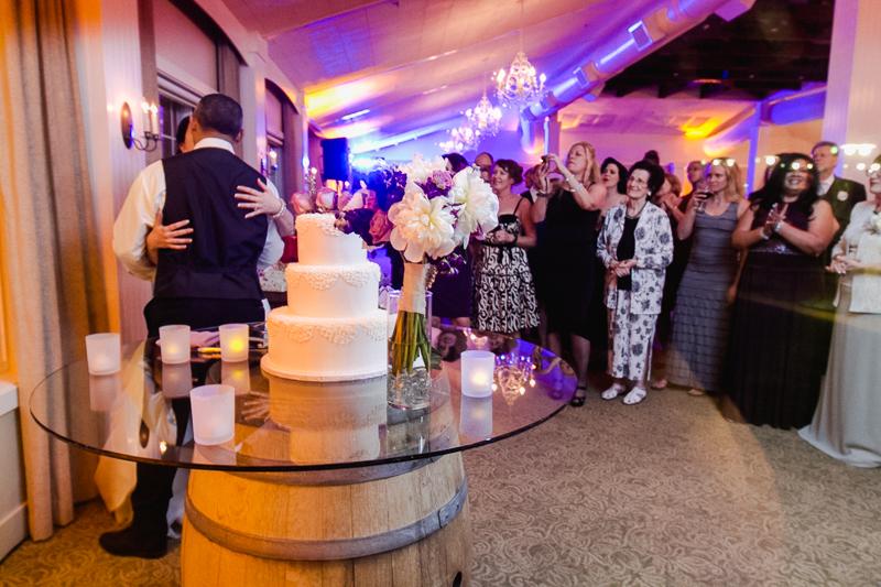 Wedding photojournalism at Ponte Estate vineyard