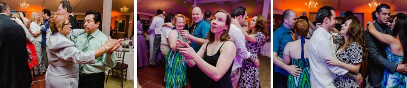 rock n roll wedding reception