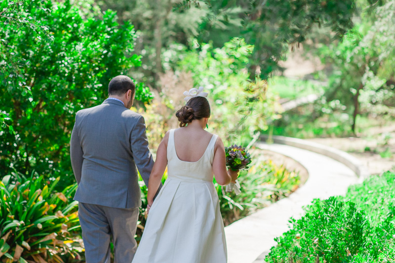 Modern colorful wedding at Grace Simons Lodge Elysian Park