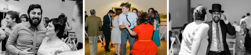 Los Angeles indie offbeat quirky fun weddings