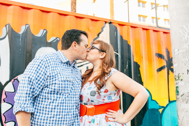 Los Angeles engagement photographer Jessica Schilling