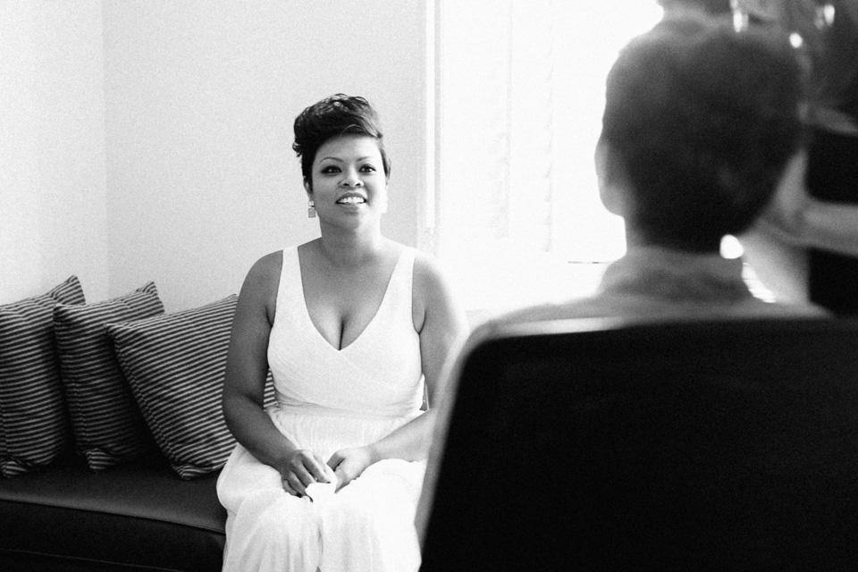 Los Angeles wedding photography - LGBT lesbian wedding