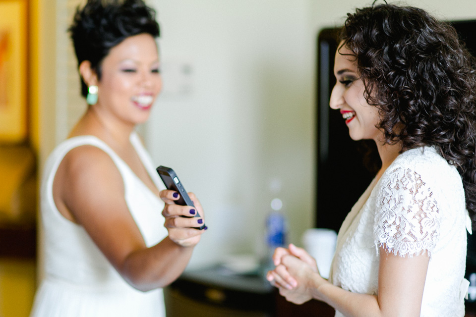 Los Angeles same sex LGBT wedding photography by Jessica Schilling