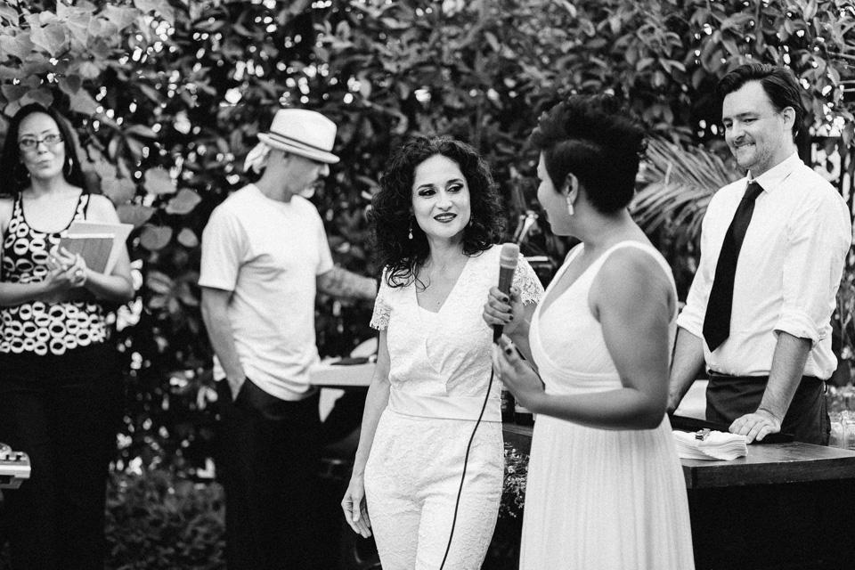 Los Angeles modern documentary wedding photographer