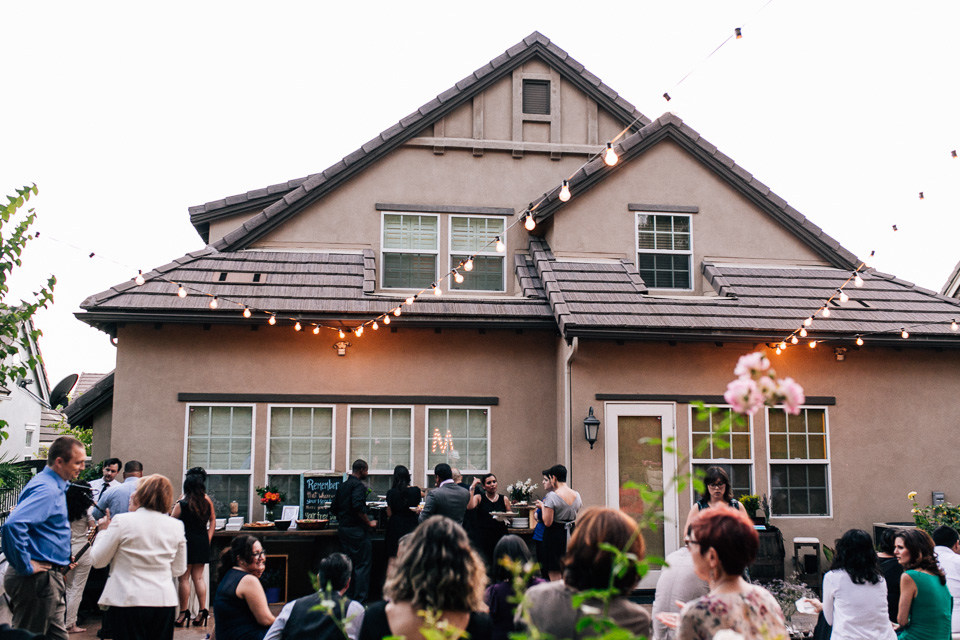 Modern documentary wedding photography in Los Angeles