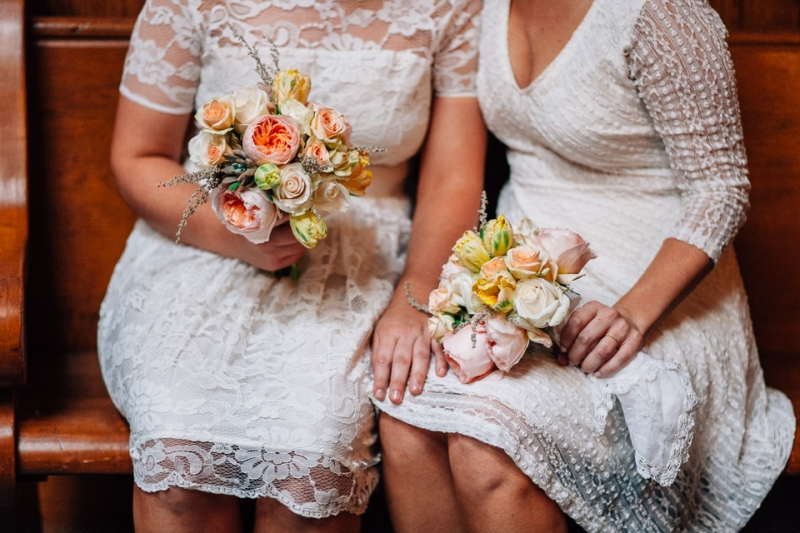 Orange County same sex wedding photography