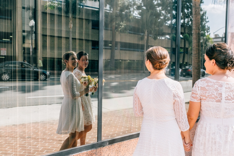 Old Orange County Courthouse Elopement Amanda Atalia