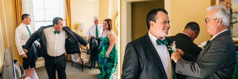 Los Angeles wedding photography at Biltmore Hotel downtown