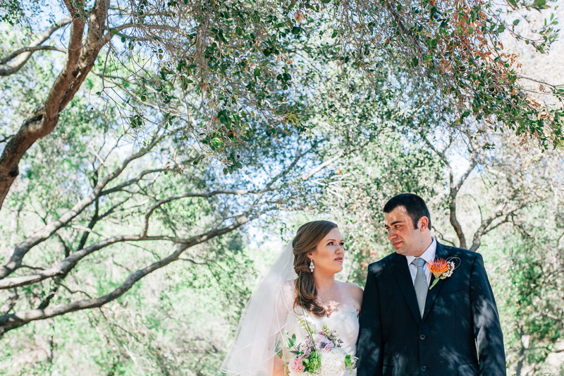 Topanga Canyon The 1909 wedding photography