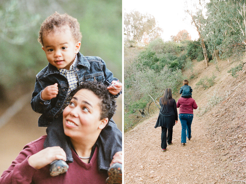LA LGBTQ family photographer