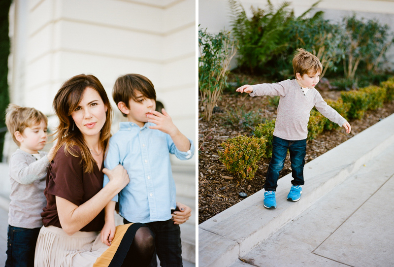 Los Angeles family photographer film
