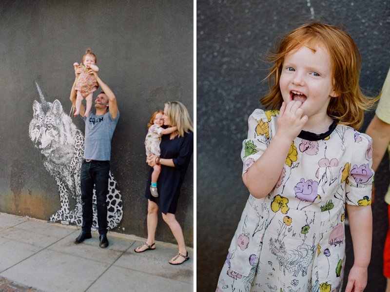Los Angeles film family photographer