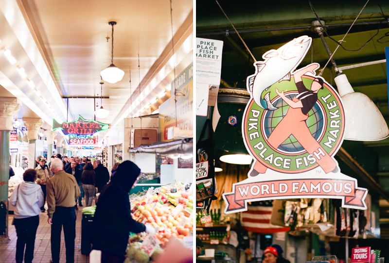 Travel Photographer Jessica Schilling. Pike Place Market