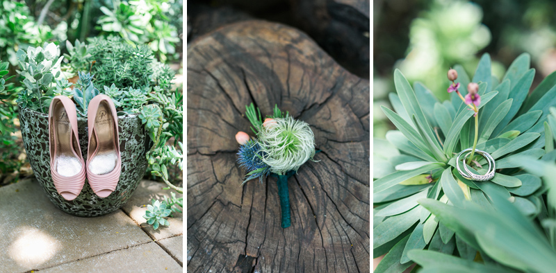 Elysian LA wedding details