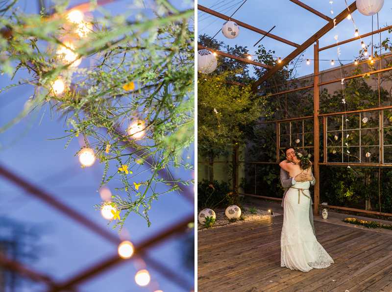 Elysian LA unique offbeat creative wedding venue