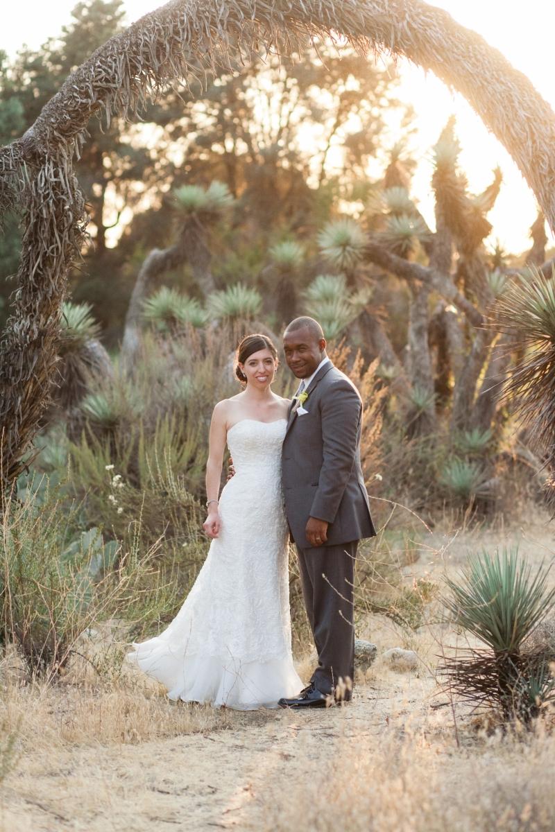 Joshua Tree wedding. California destination elopement photographer