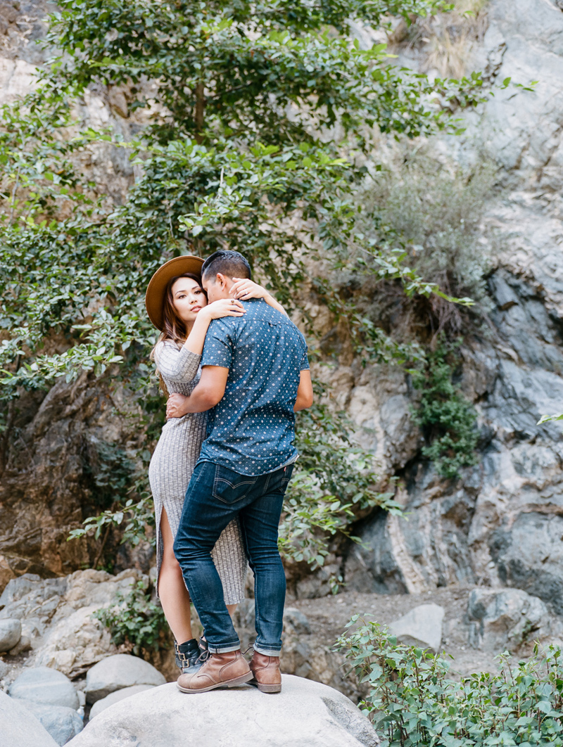 Film photography for gorgeous outdoor adventures for elopements and engagements