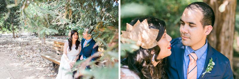 Rancho Santa Ana Botanic Garden Wedding Hd Image